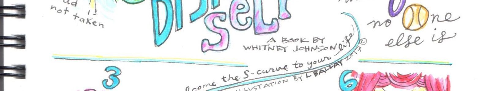 """Innovating You – Reflections and Mind Map of """"Disrupt Yourself"""""""